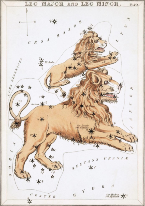 The Divine Dance of Leo: Mercury's Visit