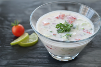 CUCUMBER RAITA ~ Simple & Delicious Dishes To Keep Cool This Summer!